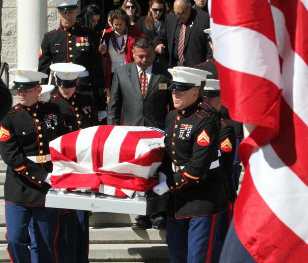 diaz funeral